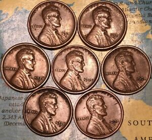 1921-S  LINCOLN CENT (1) ONE COIN FROM GROUP//VERY FINE// FAST SHIPPING!