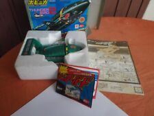 THUNDERBIRD 2 DX VIRGIL TRACY POPY PC-09   ORIGINAL 1980