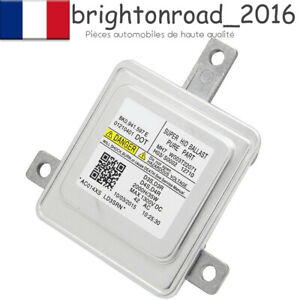 Ballast de phare module xenon Pour AUDI A4 A5 A6 A8 Q5 Q7 8K0941597 8K0941597E