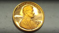1979-S Proof Lincoln Cent Type 2 Clear S Deep Cameo Coin