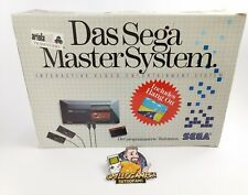 Sega Master System Konsole | OVP | PAL | MS Interactive Video Entertainment S