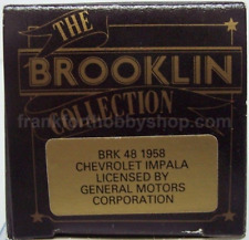 Brooklin 1/43 1958 Chevrolet Impala 2 dr New