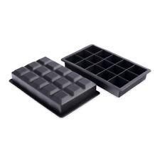 Schramm Eiswürfelformen 3 5cm Silikon Bpa- Eiswürfelzubereiter