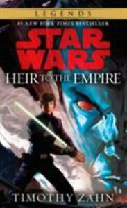 Heir to the Empire (Star Wars: The Thrawn Trilogy, Vol. 1) by Zahn, Timothy