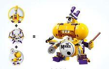 LEGO® Mixels Series 7 Mixies: Jamzy, Tapzy + Trumpsy = Mixies Max! (A+/A