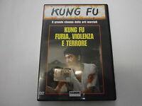 KUNG FU FURIA,VIOLENZA E TERRORE-ED.FABBRI-FILM DVD-visitate COMPRO FUMETTI SHOP