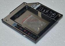 Ultrabay Slim SATA 2nd HDD Hard Drive Caddy for IBM Thinkpad T60 T60p T61 T61p