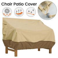 Large Waterproof Garden Rattan Corner Furniture Cover Outdoor Patio Sofa Protect