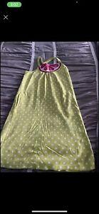 Gymboree Citrus Cooler Lime Dress Guc
