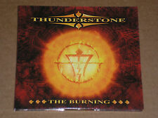 THUNDERSTONE - THE BURNING - CD + BONUS TRACKS COME NUOVO (MINT)