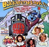 Bääärenstark-Hits 2002 Wolfgang Petry, Michelle, Andrea Berg, Brunner &.. [2 CD]