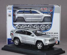 1:24 Jeep Grand Cherokee Laredo Diecast Assembly Metal Diecast DIY KIT Model Car