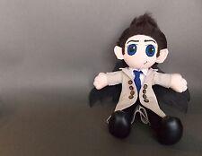Castiel Supernatural Plush Doll Misha Collins
