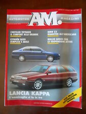 AM Mensile dell'Automobile n°81 1996 BMW Z3 Chrysler Voyager Hyundai Lantra[P42]