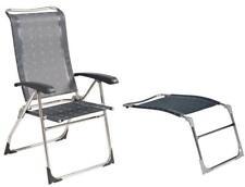 Dukdalf Aspen Chair & Footrest Package - Grey - 2018 Model -