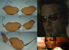 Rare Oliver Peoples Sunset Fight Club Brad Pitt Sunglasses Tyler Durden Warren G