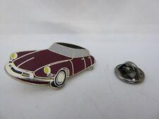 Rare Pin's Pins Pin Badge Citroën DS / ID - COINDEROUX CORNER - TOP