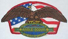 Hiawatha Seaway Council (NY) SA-62 Eagle Scout CSP  BSA