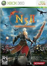 XBOX 360 GAME NINETY NINE NIGHTS 2 II  N3 BRAND NEW