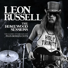 Leon Russell : The Homewood Sessions: The Classic 1970 Broadcast Plus Bonus