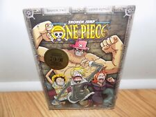 One Piece: Season 2 - Third Voyage (DVD, 2009, 2-Disc Set) BRAND NEW