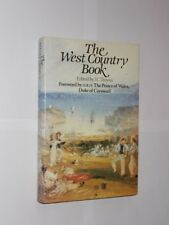 The West Country Book Edited By J.C. Trewin Fwd Prince Of Wales. HB/DJ 1st 1981