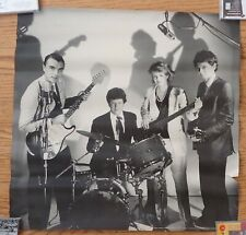 Talking Heads Promotional Poster 19 X 19