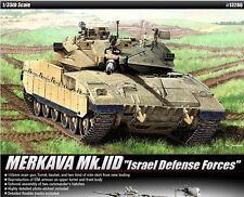 Academy 1/35 Merkava Mk.IID Tank Armor Plastic Model Kit Military Gift 13286