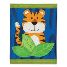 Stephen Joseph Tiger Wallet for Boys - Money Holder for Kids
