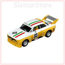"""Carrera Evolution 27416 Alfa Romeo GTA Silhouette Gr.5 """"No.63 Race 2"""" 1:32 Auto"""