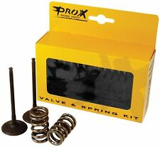 Pro-X Steel Exhaust Valve and Spring Kit 28.SES3405-1