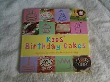 H/B D/J 2008 Kids' Birthday Cakes (Spectacular cakes for that special day)