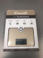 Escali Arti Digital Glass Scale 157SD Sand Dune