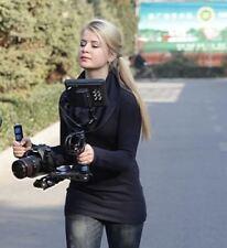 DSLR Rig Movie Kit Shoulder Mount Holder Easy For Shooting Camera