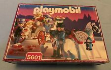 PLAYMOBIL 5601 VICTORIAN New-in-sealed box NISB Bride Groom Horse Carriage Wed