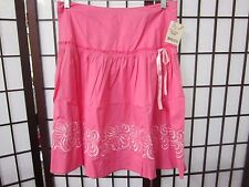 Skirt Pink studs New w/tags Must see pictures Size10 SuperFast Ship w/Tracking