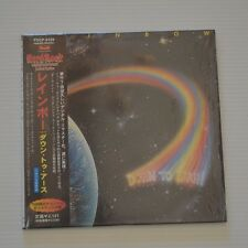 RAINBOW - DOWN TO EARTH - 1998 JAPAN CD MINI LP FIRST PRESS