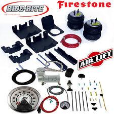Firestone Ride Rite Air Springs AirLift HD Compressor for 02-08 Dodge Ram 1500