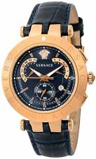 VERSACE Quartz Men's Watch V-RACECHRONO Navy Dial 23C80D282S282