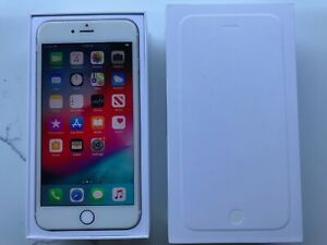 Apple iPhone 6 Plus - 64GB - Gold (Unlocked). Excellent condition.