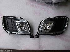 Front Bumper Lower Grill + Fog Lamp Light - Mazda 6 Sport 08-10 Right Side *NEW*