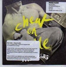 (AZ972) The Cribs, Cheat On Me - DJ CD