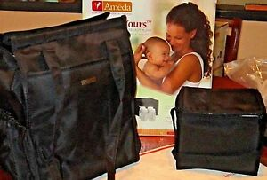 Breast Pump Carry All  Double Electric Ameda Purely Yours Baby  MSRP $179.95