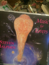 Music For Lovers - Steven Halpern (CD Used Like New)