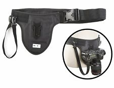 Movo Photo MB600 Universal Camera Belt Holster System for DSLR & Mirrorless