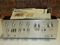 Pioneer SA-9500 Vintage Hi Fi Separates Integrated Stereo Amplifier + Manual Etc