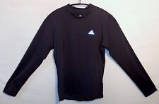 ADIDAS long sleeved sports compression top UK M US S EU M