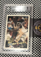 1995 Topps Kevin Garnett RC Rookie Card BGS 9 MINT #237 HOF