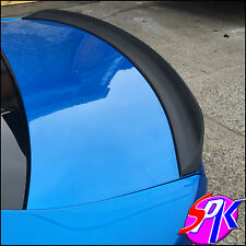 SPK 284G Fits: Mazda 3 2003-08 4dr Rear Trunk Lip Spoiler (Duckbill Wing)