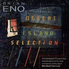 Brian Eno - Desert Island Selection (Audio CD 1987) Import NEW